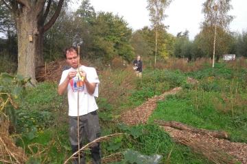 2017  –  Ideecafé – 20 november – Kansen voor voedselbossen in Leiden