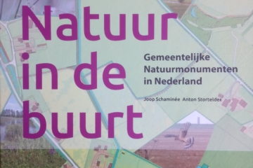 Maandag 17 september 2018 – Ideecafé: Natuur in de buurt; Gemeentelijke Natuurmonumenten in Leiden en Ommelanden