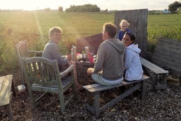 Picknick bij Vrij Groen op zaterdag 15 september