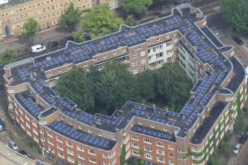 2019 – 20 mei – Ideecafé – Schone en betaalbare energie voor VvE's in Leiden