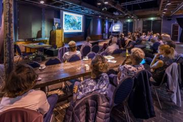 2019 – 16 september – Ideecafé – Klimaatcrisis en wat Leidenaren kunnen doen