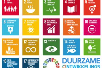 2019 – 18 november – Groene Ideecafé Leiden4GlobalGoals: Iedereen doet mee!