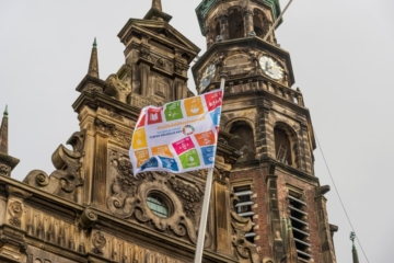 2020 – 17 februari – Ideecafé – Leiden4GlobalGoals; Mondiale doelen zoeken lokale initiatieven