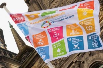 2020 – 18 mei – Online Ideecafé – Leiden4GlobalGoals – Webinar